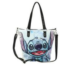 Disney's Lilo and Stitch Big Face Bag