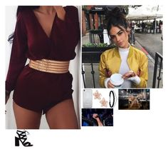 """""""🇮🇪Camila 🇮🇪-Date Night"""" by banks-on-it ❤ liked on Polyvore featuring NAKAMOL"""
