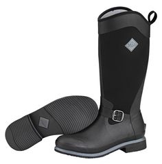 Muck Boots Women's Reign Tall Equestrian Boot - Black - HeadWest Outfitters