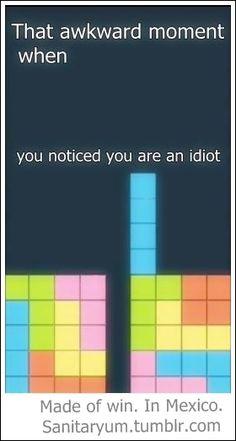 ❤ Love CLEAN HUMOR?? ❤ Follow Sanitaryum.    #funny #FAIL #Tetris