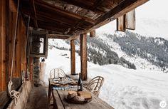 Besuchen Sie unsere Gipfelstürmer in ihren wundervollen Chalet und lassen Sie sich begeistern! Jetzt im WESTWING-Magazin!