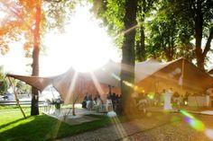 Bruiloft in een tent   ThePerfectWedding.nl