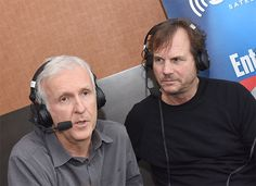 Comic-Con 2016: Celebs at the Biggest Day 3 Panels | James Cameron and Bill Paxton at SiriusXM's Entertainment Weekly Radio Channel Broadcast | EW.com