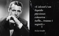 L'aforisma di questa giornata: Cary Grant Cary Grant fu un grandissimo attore di Hollywood. Inglese di nascita, ma naturalizzato americano, visse per 82 anni, fino al 1986. dotato di una naturale e raffinata eleganza, di una notevole prestan #aforisma #aforismi #carygrant