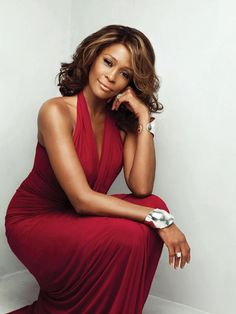 """Whitney-Houston's """"Never give up"""" song - recorded not long before she passed"""