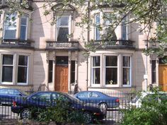 Staying at the Victorian Town House in the historic West End of Edinburgh this April.