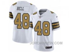 http://www.jordannew.com/mens-nike-new-orleans-saints-48-vonn-bell-limited-white-rush-nfl-jersey-christmas-deals.html MEN'S NIKE NEW ORLEANS SAINTS #48 VONN BELL LIMITED WHITE RUSH NFL JERSEY CHRISTMAS DEALS Only 21.11€ , Free Shipping!