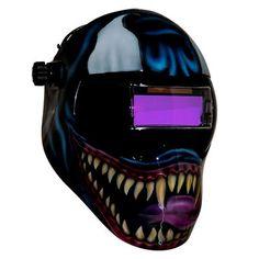 Savephace 11117 EFP GEN Y Venom Variable Shade ADF Welding Helmet Airbrushed | eBay