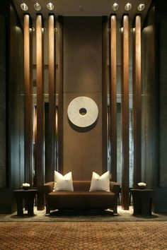 Best Hotel Interior Designers: Denniston - After our article concerning luxury hotel design projects of the moment, we've now decided to go…