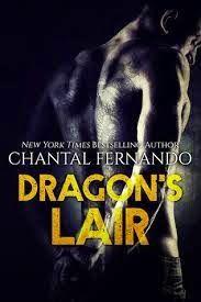 SCANDALOUS BOOK BLOG: RELEASE BLITZ ~ DRAGON'S LAIR BY CHANTAL FERNANDO