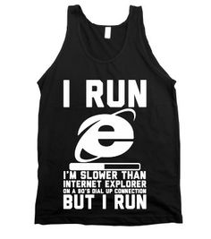 I Run - Forever Fit - Skreened T-shirts, Organic Shirts, Hoodies, Kids Tees, Baby One-Pieces and Tote Bags
