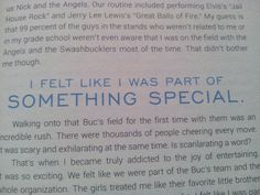 """""""Facing the Music,and living to talk about Nick."""""""