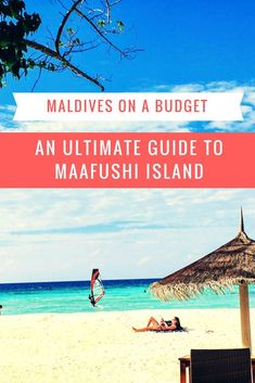 The Maldives for a long time was nothing more than a honeymoon destination accessible to only those with deep pockets. However, itis quite possible to do on a budget. Here's an ultimate guide to planning a budget trip to Maafushi Maldives! Maldives Budget, Maldives Destinations, Maldives Travel, Travel Destinations Beach, Budget Travel, Travel Tips, Travel Ideas, Maldives Trip, Beach Travel