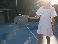 Rachel Antonoff Spring Summer 2013 ft. Troian Bellisario