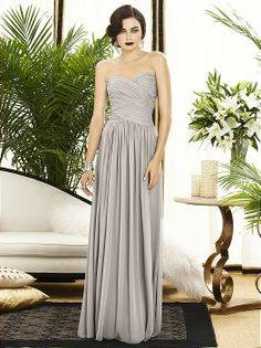 Dessy Collection Style 2880 http://www.dessy.com/dresses/bridesmaid/2880/?color=platinum=64#.UgpVCyTD9-Q