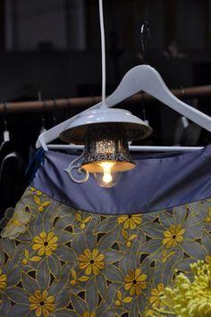 #lafemmemimi #fashion #designer #womensfashion #prague #window #skirt #porcelain #light