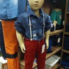 Roupa Infantil- Felly Jeans - Fotos da empresa