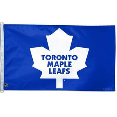 NHL Toronto Maple Leafs x Polyester by WinCraft. This Officially licensed NHL Toronto Maple Leafs x polyester flag is a great … Hockey Logos, Hockey Teams, Sports Teams, Hockey Puck, Toronto Maple Leafs, Nhl, List Of Teams, New York Islanders, Aleta