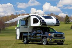 Cirrus Truck Camper – Revolutionizing the Truck Camper