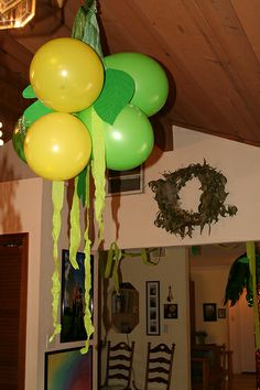 safari theme party decoration | Jungle Decorations