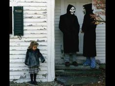 """""""The Devil and God Are Raging Inside Me"""" by Brand New (Jesse Lacey) - the entire album is sublime. Lacey is an incredible lyricist/songwriter. Halloween Photos, Vintage Halloween, Happy Halloween, Halloween Masks, Scary Halloween, Halloween Ideas, Halloween Party, Cover Art, Cd Cover"""