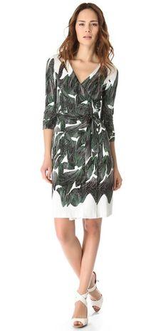 Diane von Furstenberg New Julian II Dress   SHOPBOP