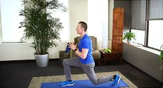 Start your day with this quick body weight routine from WebMD's chief medical editor Michael Smith, MD.