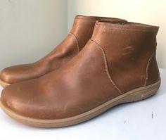 NEW Birkenstock Bennington Nut Brown Boot - Size 42  #Birkenstock #Booties