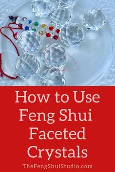 Faceted crystals are an essential feng shui tool to create flow and .Faceted crystals are an essential feng shui tool to create a flow and balance energy in your home. These Feng Shui tips offer Feng Shui Tools, Feng Shui Rules, Feng Shui Principles, Feng Shui Art, Feng Shui Studio, Feng Shui House, Feng Shui Basics, Consejos Feng Shui, Feng Shui Bathroom