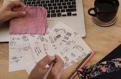 Processo Criativo Caderneto
