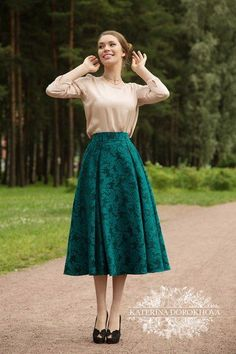 """Katerina Dorokhova!  Modest Fashion doesn't mean frumpy! Beauty Tips (and a free eBook) here:  https://colleenhammond.kartra.net/coffee Dress how you wish to be dealt with!"""" (E. Jean) http://www.colleenhammond.com/"""