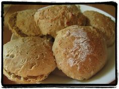 Swedish Recipes, Hamburger, Muffin, Breakfast, Drink, Morning Coffee, Beverage, Muffins, Burgers