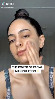 BEAUTY TikTok Watch this Easy Beauty Facial Exercise You Can Do At Home Beauty TikTok by Dr. Mona Vand # tips for teens tips in tamil tips tricks for face for hair for makeup for skin Beauty Tips For Glowing Skin, Clear Skin Tips, Facial Yoga, Healthy Skin Tips, Facial Exercises, Face Massage, Face Skin Care, Tips Belleza, Facial Care