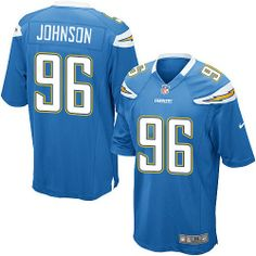 15aac3ce 11 Best Jarret Johnson Jersey: Authentic Chargers Women's Youth Kids ...