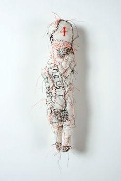 Michel Nedjar a French outsider artist