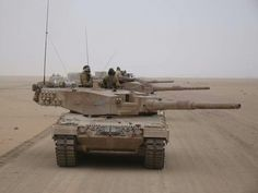 Leopard 2A4 Chilean Army