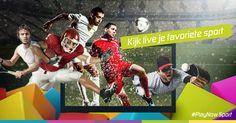 Welke sportwedstrijden volg jij op de voet? Niet alle wedstrijden worden uitgezonden op de Nederlandse televisie, maar ze zijn wel te kijken via de #PlayNow Box!   Heb jij onze Box nog niet? Bestel 'm dan nu via onze website: http://nxtn.tw/HDizy