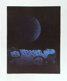 La Poesía Visual del grabador Mapuche Santos Chávez Peggy Guggenheim, Studio 54, Cultura Rave, Arts And Crafts, Night, Artwork, Saints, Art, Work Of Art