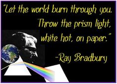 Ray Bradbury Quote from KLERosier.com