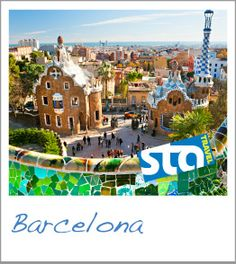 My dream European Culture destination is Spain...what better inspiration than the enigmatic and artistic Barcelona?!
