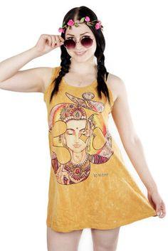 Buddha tunic. Littlebit bohem for your day!