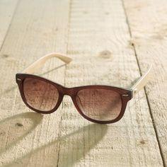 ANTONIO VERDE - Sonnenbrille aus Bambus