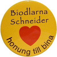 Biodynamisk honung!