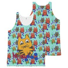 kitty cat cartoon t shirt - patterns pattern special unique design gift idea diy