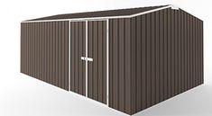 Tool & Garden Sheds Garden Sheds, Outdoor Furniture, Outdoor Decor, Sliding Doors, Backyard, Homes, Colours, Storage, Home Decor