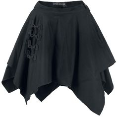 Black Witch Skirt