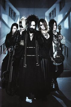 the GazettE - GiGS // No. 420 // Part 3