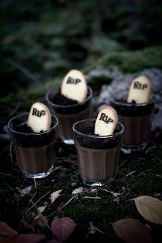 Gourmandises Chroniques: Entremet d'Outre-tombe pour Halloween  @Alyssa Termini