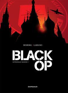 Black OP intégrale cycle 1, par Stephen Desberg et Hugues Labiano. Sortie le 7 novembre 2014. #Dargaud #BD