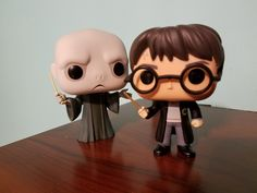 Harry Potter and Voldemort Funko Pops! | See Harry Potter and the Deathly Hallows Pt 1 & 2 in IMAX at Tropicana AC!